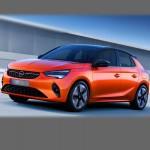 Автомобильные коврики для Opel Corsa F 2020-