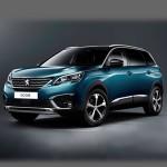 Peugeot 5008 2017-
