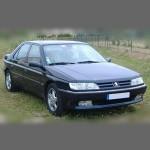 Автомобильные коврики для Peugeot 605 1989-1999