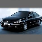 Автомобильные коврики для Peugeot 607 1999-2010