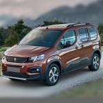 Peugeot Rifter 2018-