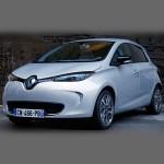 Автомобильные коврики для Renault Zoe 2012- / 2018-