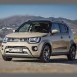 Автомобильные коврики для Suzuki Ignis 2020-