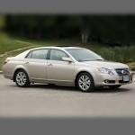 Автомобильные коврики для Toyota Avalon III (XX30) 2005-2012