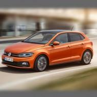 Volkswagen Polo VI 2017-