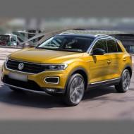 Volkswagen T-Roc 2017-
