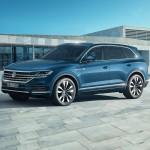 Автомобильные коврики для Volkswagen Touareg 2018-