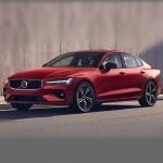 Автомобильные коврики для Volvo S60 2018-