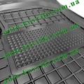 Резиновые коврики в салон Mazda 3 (III) 2013-2019 (BM/BN) (Avto-Gumm)