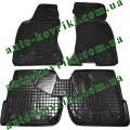 Резиновые коврики в салон Audi A6 (C5) 1997-2004 (Avto-Gumm)