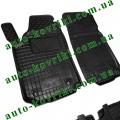 Резиновые коврики в салон Audi A6 1994-1997 (Avto-Gumm)