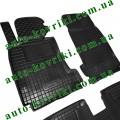 Резиновые коврики в салон BMW (E39) 1996-2004 (Avto-Gumm)