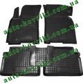 Резиновые коврики в салон Chevrolet Lacetti (Avto-Gumm)