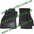Резиновые коврики в салон Fiat Doblo 2009 (Cargo / грузовой) (Avto-Gumm)