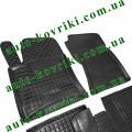 Резиновые коврики в салон Ford Focus 1998-2004 (Avto-Gumm)