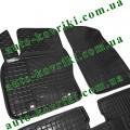 Резиновые коврики в салон Ford Focus 2004-2011 (Avto-Gumm)