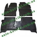 Резиновые коврики в салон Ford Kuga 2013-2019 (Avto-Gumm)