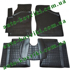 Резиновые коврики в салон Geely CK2 (Avto-Gumm)