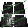 Резиновые коврики в салон Kia Optima 2011- (Avto-Gumm)