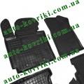 Резиновые коврики в салон Kia Soul II 2013-2018  (Avto-Gumm)