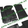 Резиновые коврики в салон Kia Sportage lll 2010- (Avto-Gumm)