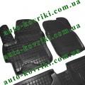 Резиновые коврики в салон Mazda 3 2003-2009 (Avto-Gumm)