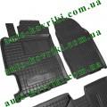 Резиновые коврики в салон Mazda 6 2003-2008 (Avto-Gumm)