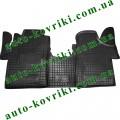 Резиновые коврики в салон Mercedes Vito - Viano 2003- (Avto-Gumm)