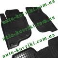 Резиновые коврики в салон Mitsubishi Pajero Sport 2008- (Avto-Gumm)