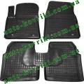 Резиновые коврики в салон Morris Garages MG 6 (550) 2010- (Avto-Gumm)