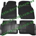 Резиновые коврики в салон Nissan Almera 2000-2006 / 2006- (Avto-Gumm)