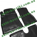 Резиновые коврики в салон Nissan Juke 2010- (Avto-Gumm)