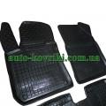 Резиновые коврики в салон Peugeot 308 2014- (Hatchback) (Avto-Gumm)