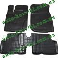 Резиновые коврики в салон Renault Duster 2010-2014 (4WD) (Avto-Gumm)
