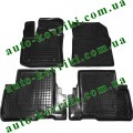 Резиновые коврики в салон Renault Lodgy 2013- (Avto-Gumm)