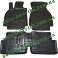 Резиновые коврики в салон Renault Megane ll 2002-2008 (Avto-Gumm)