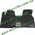 Резиновые коврики в салон Fiat Scudo 1995-2007 (Avto-Gumm)