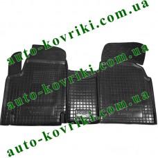 Резиновые коврики в салон Citroen Jumpy 1995-2007 3pc (Avto-Gumm)
