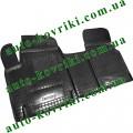 Резиновые коврики в салон Peugeot Expert 1995-2007 3pc (Avto-Gumm)