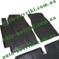 Резиновые коврики в салон Toyota Camry XV30 2002-2006 (Avto-Gumm)