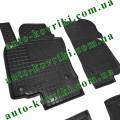 Резиновые коврики в салон Volkswagen Golf 6 2008-2012 (Avto-Gumm)