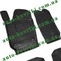 Резиновые коврики в салон Volkswagen Polo 2010- hatchback (Avto-Gumm)