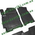 Резиновые коврики в салон Chery A13 / ZAZ Forza (Avto-Gumm)