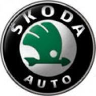 Дефлекторы Skoda