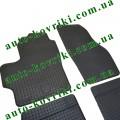 Резиновые коврики в салон Mazda 3 2003- (Doma)