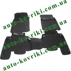 Полиуретановые коврики в салон SsangYong Actyon 2006-2011 (Lada Locker)