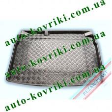 Коврик в багажник Volkswagen Golf V 2003-2008, Хетчбек (с местом для набора инструмента) (Rezaw-Plast)