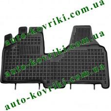 Резиновые коврики в салон Citroen Jumpy 2007- (Rezaw-Plast) 1шт.