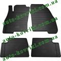 Резиновые коврики в салон Fiat Punto III 2005-2018 (Type 199) (Stingray)