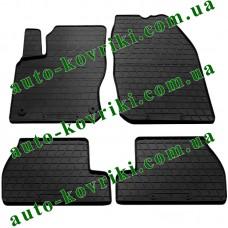 Резиновые коврики в салон Ford Focus III 2011-2018 (Stingray)